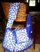 DIAPER BAG/TRAVEL AND ACCESSORIES TOTE